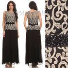 Peplum Black Maternity Dresses