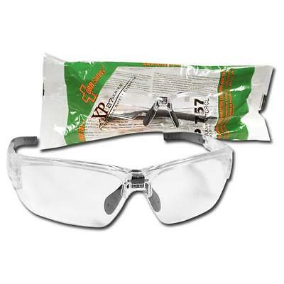 Orr Safety Glasses Xp 87 Series Protective Eyewear Clear Lenses Xp757 Nip