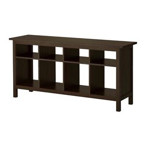 IKEA HEMNES Console Table - Grey Stain
