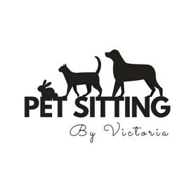 Pet Sitting By Victoria - Police Checked, Insured & Pet First Aid Qualified