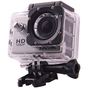 SJ 4000 wifi ACTION CAMERA WITH ACCESSORIES