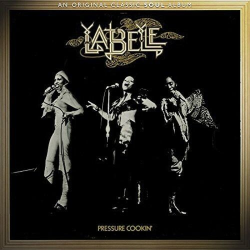 Labelle - Pressure Cookin' [New CD] UK - Import
