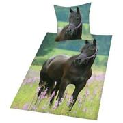 Horse Quilt Cover