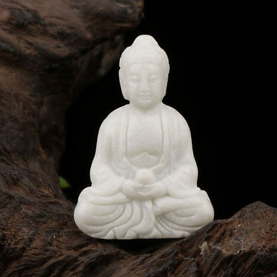 6jade hand-carved the statue of buddha,delicate statue
