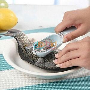 Remover-squame-di-pesce-della-pelle-Scaler-Brush-Cleaner-Cucina-Clean-Tool-OC