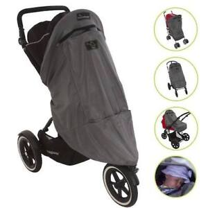 SnoozeShade Plus Deluxe - Stroller Shade and Sleep Aid