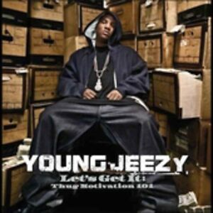 Young Jeezy, DJ Drop - Let's Get It: Thug Motivation 101 [New CD] Cle