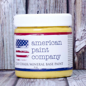 American Chalk and Mineral Paint Products