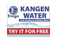 Free alkaline water