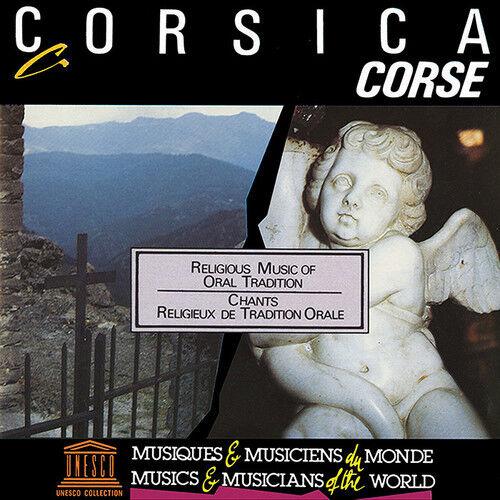 Cantarini Di Rusiu - Corsica: Religious Music of Oral Tradition [New CD]