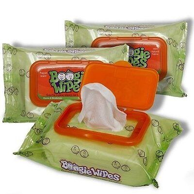 Boogie Wipes Fresh Scent 30 Each
