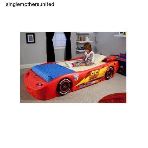 Boys Race Car Bed Ebay
