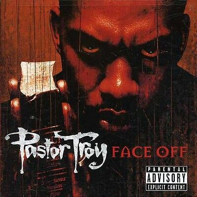 Pastor Troy   Face Off  New Cd  Explicit