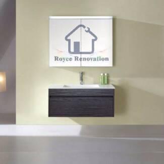 Custom Bathroom Vanities Penrith timber cabinet/bathroom vanity | cabinets | gumtree australia
