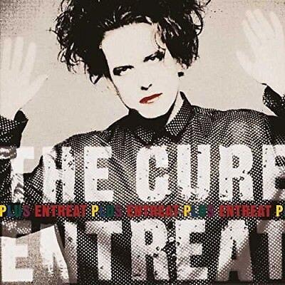 The Cure   Entreat Plus  New Vinyl Lp  Uk   Import