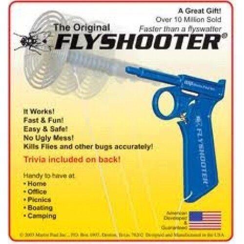 Flyshooter The Original Bug Gun by Martin Paul (Fly Swatter/Fly Shooter/Fly Gun)