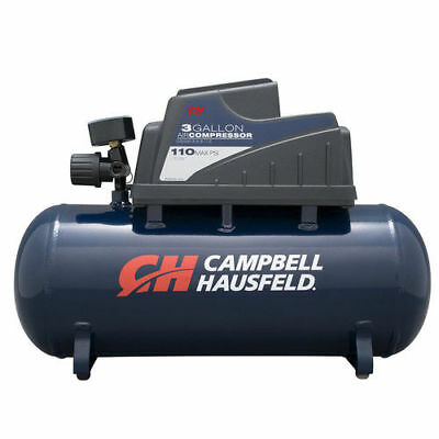 Campbell Hausfeld 3 Gallon Oil-Disenthrall Air Compressor DC030000 New