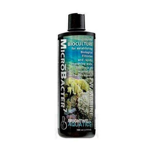 MicroBacter 7 Complete Bioculture for Marine & Freshwater (250 ML - 8 oz) - Brig