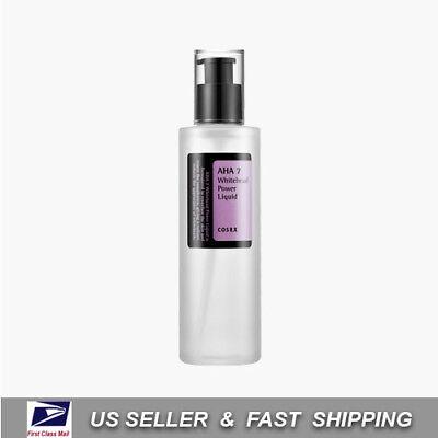 [ COSRX ] AHA 7 Whitehead Power Liquid 100ml +Free Sample+