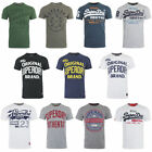 Superdry Cotton Short Sleeve T-Shirts for Men