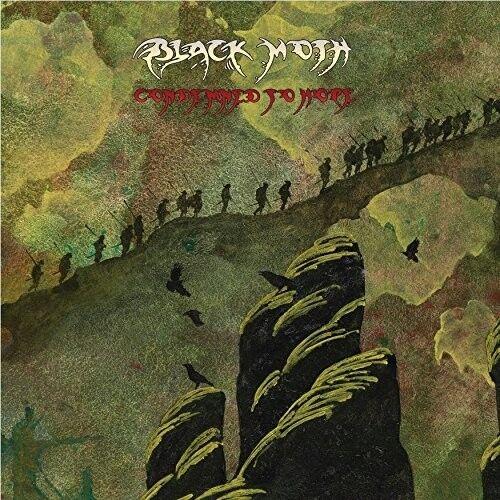 BLACK MOTH - CONDEMNED TO HOPE  CD NEU