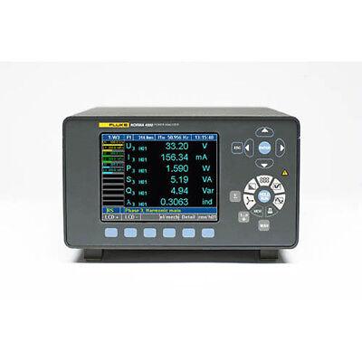 Fluke N4k 3pp42b Norma 4000 3-phase Precision Power Analyzer Pp42