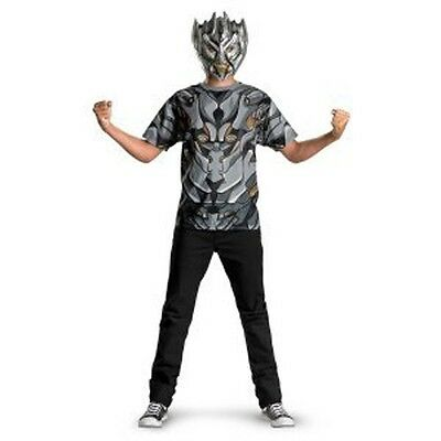Megatron - Calvin Johnson Detroit Lions - Adult Movie Costume Kit Transformers 3 - Costume Transformers