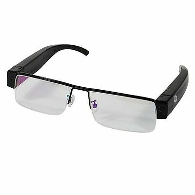HD Eye Glasses Hidden Spy Camera with Built in DVR
