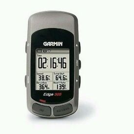 Garmin edge 205 Bike GPS computer