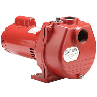 Red Lion 89 Gpm 2 Hp Self-priming Cast Iron Sprinkler Pump 614673