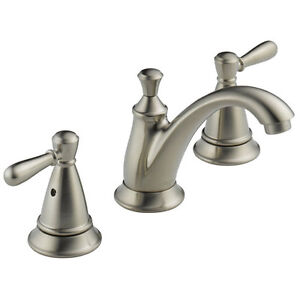 Peerless P99174LF-BN Apex Widespread Bathroom Sink Faucet, Brushed Nickel