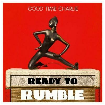 Ready To Rumble (NEW CD) (Good Time Charlie)
