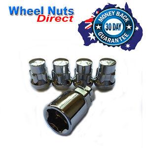 HOLDEN Wheel Lock Nuts 12x1.5 COMMODORE VL VN VP VR VS VT VX VY VZ