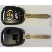 Toyota Remote Key