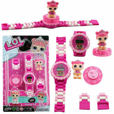 2 3 4 5 6 7 8 9 Year Old Age 2020 Electric Watch Xmas Gift Toys For Girls Kids