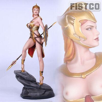 FANTASY FIGURE GALLERY - Greek Myth Collection - Athena (Wei Ho) Statue (Yamato)