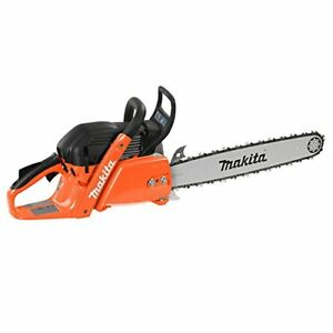 "Makita EA6100PRGE 60.7cc 2 Stroke Chainsaw 21"" Bar, 3/8 58G"