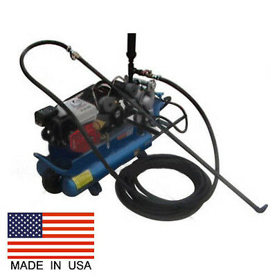 Portable Asphalt Sealcoating Sprayer Accessories - Plug And Spray - Commercial