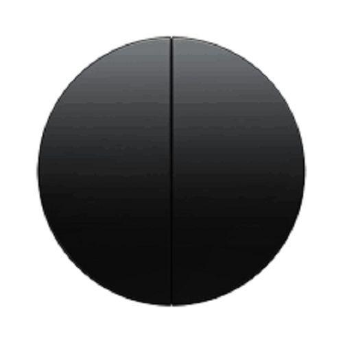 Serienwippe f. Schalter/Taster BERKER 16232045 Modell R.1 / R.3 schwarz glänzend