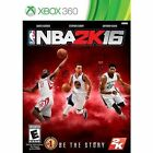 NBA 2K16 Microsoft Xbox 360 Video Games