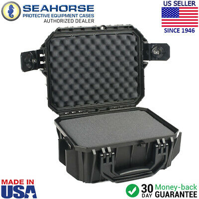 Seahorse SE 430 Protective Hard Case with Pre-cut Foam