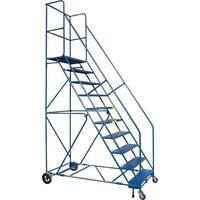 Escalier mobile 10 marches