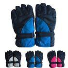 Unbranded Kids Unisex Skiing & Snowboarding Gloves