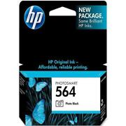 HP 564 Black Ink