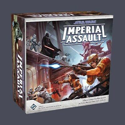 Star Wars Imperial Assault Miniatures Game