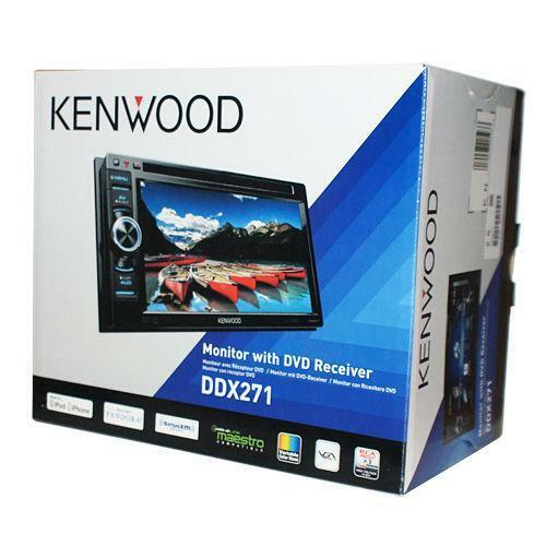 kenwood double din dvd ebay. Black Bedroom Furniture Sets. Home Design Ideas