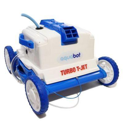 Aquabot Turbo T-Jet In-Ground Automatic Robotic Swimming Poo