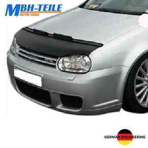 Bra VW GOLF 4 | MKIV ohne Emblem Haubenbra Motorhaubenbra Steinschlagschutz