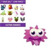 Moshi Monsters Figures Ultra RARE Iggy