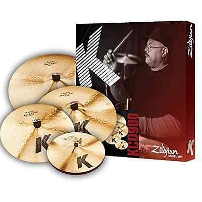 Zildjian KCD900 K Custom Dark Cymbal Box Set
